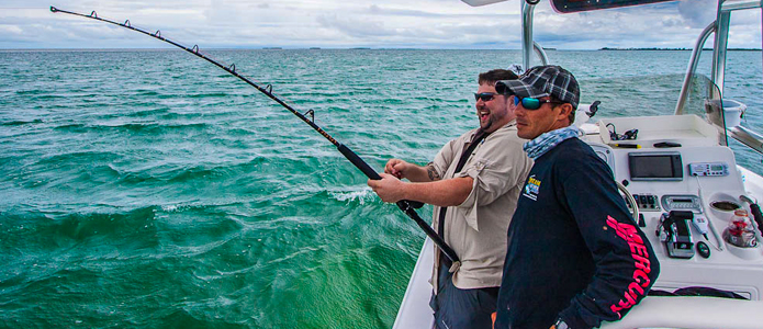 Go To Key West in the Florida Keys For Tarpon and Sharks
